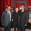 Roshon Fegan Robert Townsend's Documentary 'Making The Five Heartbeats' Premiere