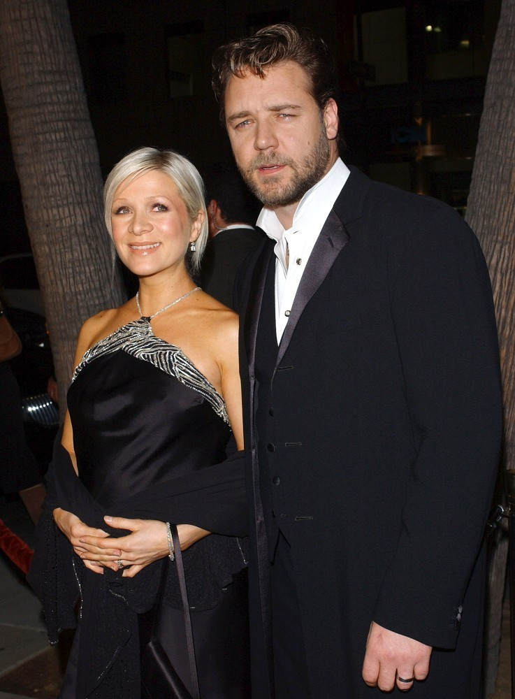 Russell Crowe and Dani...