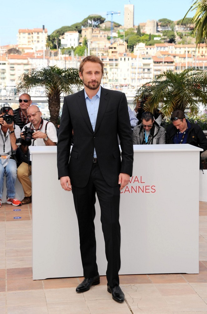 Matthias Schoenaerts - Matthias Schoenaerts Photos - The ...
