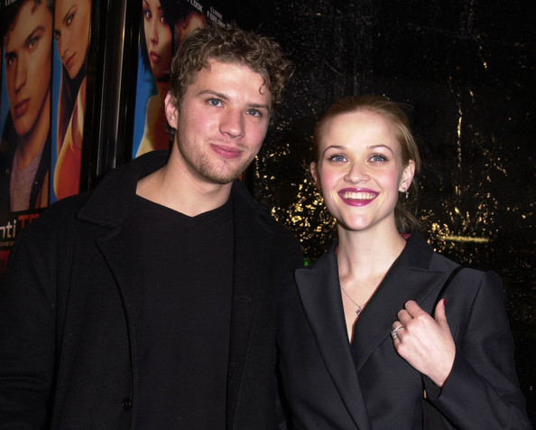 Ryan Phillippe and Reese Witherspoon - Wedding/Engagement Rings