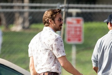 Ryan Gosling Ryan Gosling Films 'The Nice Guys'