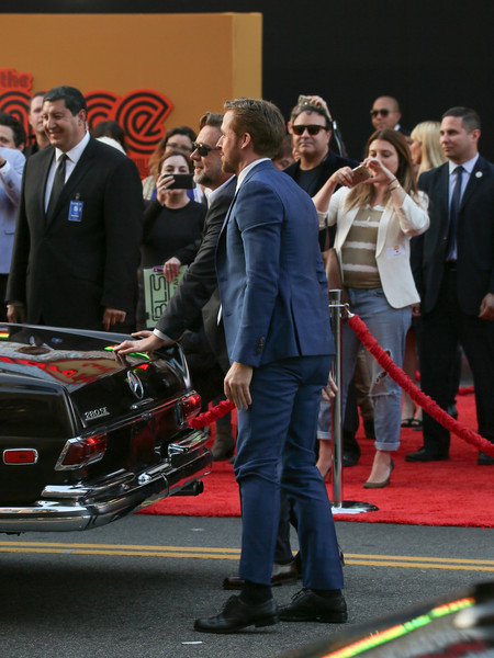 Premiere of Warner Bros. Pictures' 'The Nice Guys'