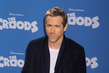 Ryan Reynolds 'The Croods' NYC Premiere