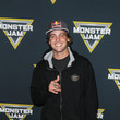Ryan Sheckler Celebrities Attend Monster Jam Celebrity Night at Angel Stadium Anaheim