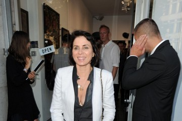 Sadie Frost Wildcat Will: Love is Like a Butterfly - Private View