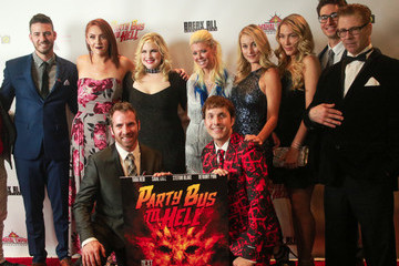 Sadie Katz 'Party Bus To Hell' Premiere at AMC Town Square 18 Theatre