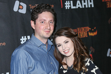 Saige Ryan Campbell Celebrities Attend the LA Haunted Hayride's 7th Annual VIP Black Carpet Event