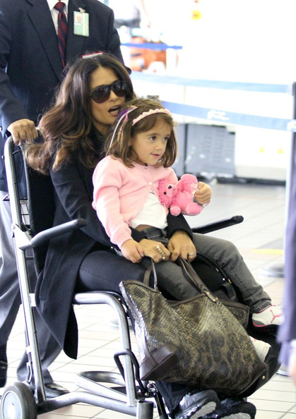 Salma+daughter+wheelchair+04ZOG3oihzzl Salma Hayek and daughter Valentina