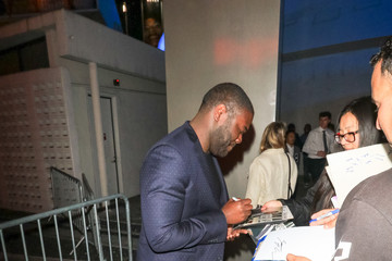 Sam Richardson Sam Richardson Outside Andre The Giant Premiere After Party At Lure Nightclub