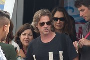 Sam Trammell at Comic-Con