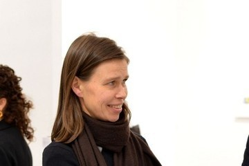 Sarah Chatto Celebs at the Frieze Art Fair in Hyde Park