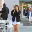 Scarlet Rose Stallone Scarlet Rose Stallone Goes Shopping In Beverly Hills