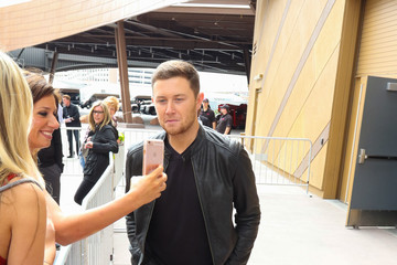 Scotty McCreery 52nd Academy of Country Music Awards Cumulus/Westwood One Radio Remotes