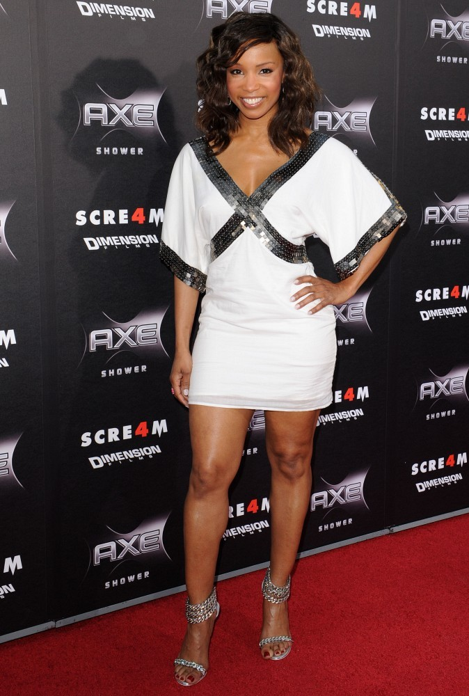 Elise Neal Photos Quot Scream 4 Quot World Premiere 287 Of 501
