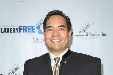 Sean Reyes Celebrities Attend Marisol Nichols Presents the Human Rights Hero Awards