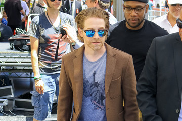 Seth Green Penny Johnson Jerald out and about