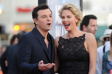 Seth MacFarlane 'A Million Ways to Die in the West' Premiere