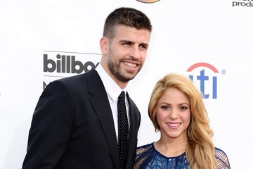 Shakira Arrivals at the Billboard Music Awards