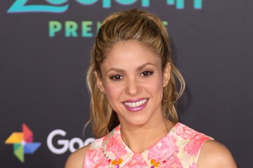 Shakira Premiere of Walt Disney Animation Studios' 'Zootopia' at the El Capitan Theatre