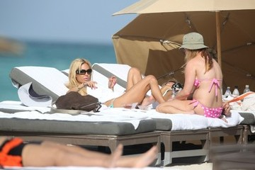 Shauna Sand Shauna Sand at the Beach