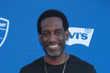 Shawn Stockman Clayton Kershaw's 5th Annual Ping Pong 4 Purpose Celebrity Tournament
