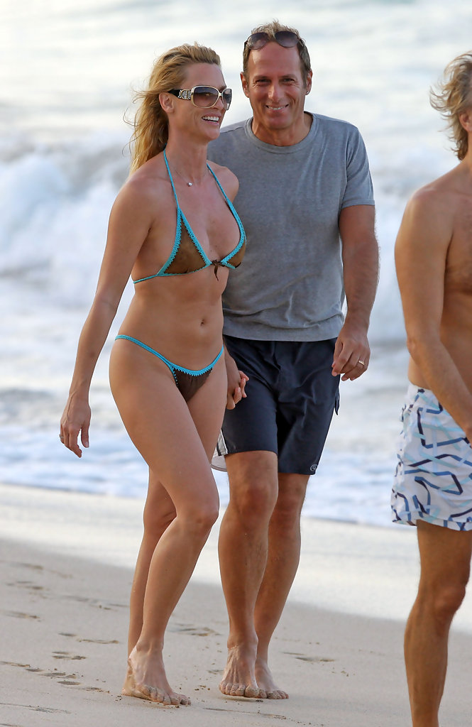 Nicollette Sheridan Michael Bolton Photos Photos ...