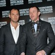Jude Law and Guy Ritchie Photos