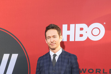 Simon Quarterman Premiere Of HBO's 'Westworld' Season 2