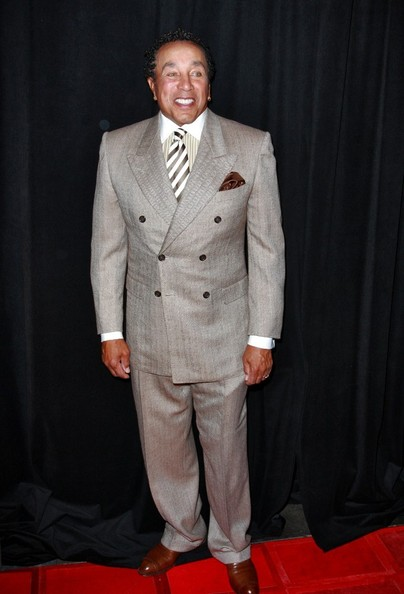 Smokey Robinson - Eric Roberts and Smokey Robinson at the Hollywood Music in Media Awards