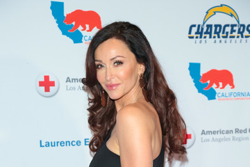 Sofia Milos American Red Cross Annual Humanitarian Celebration To Honor Los Angeles Chargers