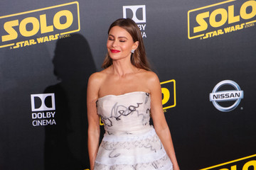 Sofia Vergara Premiere Of Disney Pictures and Lucasfilm's 'Solo: A Star Wars Story'