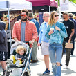 Sonny Rosenman Whitney Port At The Farmer's Market In Studio City