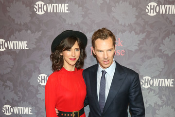 Sophie Hunter Guests Attend The 'Patrick Melrose' Series Premiere