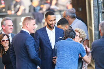 Spencer Stone Anthony Sadler at 'Jimmy Kimmel Live'
