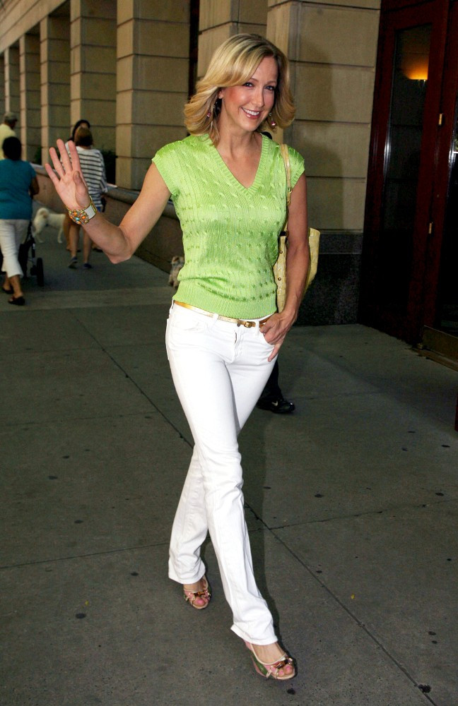 Lara Spencer Photos Photos Lara Spencer On The Upper