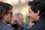 Adrien Brody and Robert Downey Jr. Photos Photo
