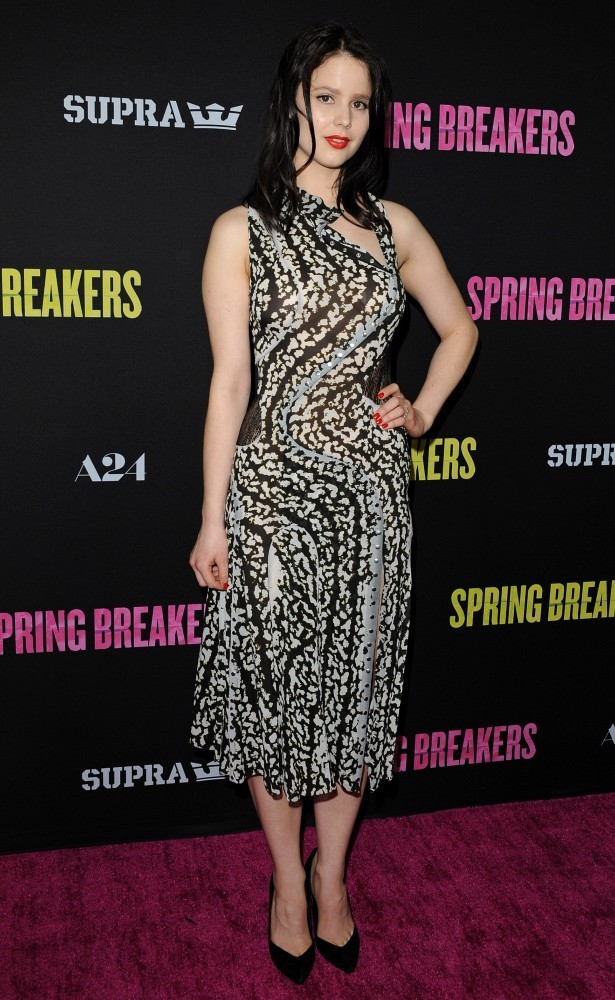 'Spring Breakers' Premieres in Hollywood