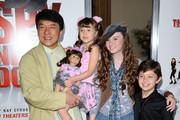 Jackie Chan Will Shadley Photos - 1 of 5 Photo