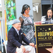 Stacey Keach Malgosia Tomassi Outside Stacey Keach Hollywood Walk Of Fame Star Ceremony
