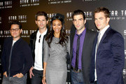 Chris Pine and Eric Bana Photos Photo