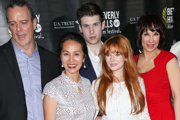 Stef Dawson Beverly Hills Film Festival - Opening Night Premiere of 'The Lennon Report' and 'Baby, Baby, Baby'