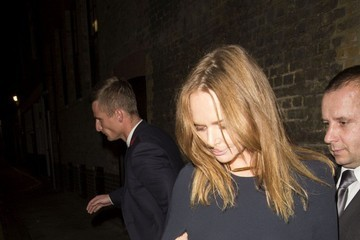 Stella McCartney Celebs Spotted at Chiltern Firehouse — Part 2
