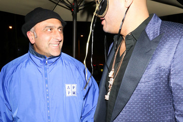 Stephen Belafonte Stephen Belafonte Is Seen Outside Floyd Mayweather Jr's Birthday Party At Serafina