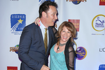 Steve Valentine Celebrities Attend Shane's Inspiration's 15th Annual Gala at the Globe Theatre