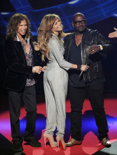 randy jackson american idol. Steven Tyler and Randy Jackson