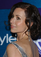 Minnie Driver In Style/Warner Bros. 6th Annual Golden Globe Party
