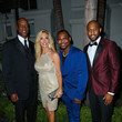 'Sugar' Shane Mosley Celebrities Are Seen at Vibiana