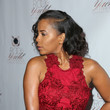 Sundy Carter Celebrities Attend the 'Rock the Yacht' Pre Grammy Party