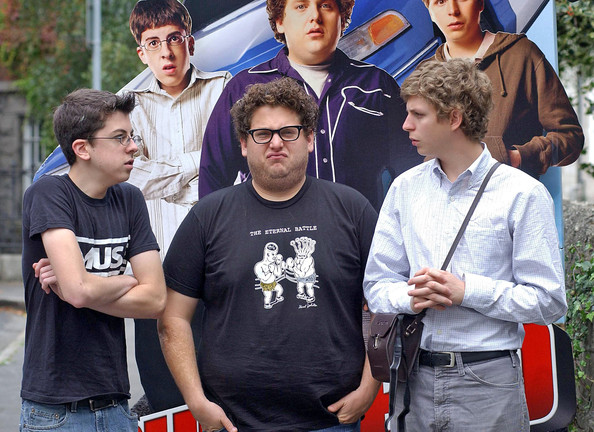 superbad. Michael Cera #39;Superbad#39; stars