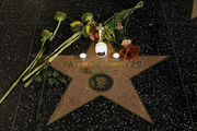 Patrick Swayze's Star on the Walk of Fame